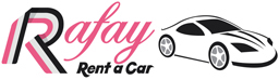 Rafay Rent a car Logo